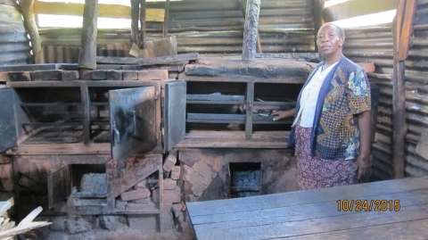 Kenyan Woman Starts Bakery with Carbon Revenue from TIST's Voluntary Forestry Program